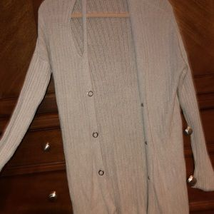 Express Women's S cardigan